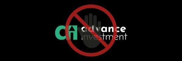 Valoración de Advance Investment