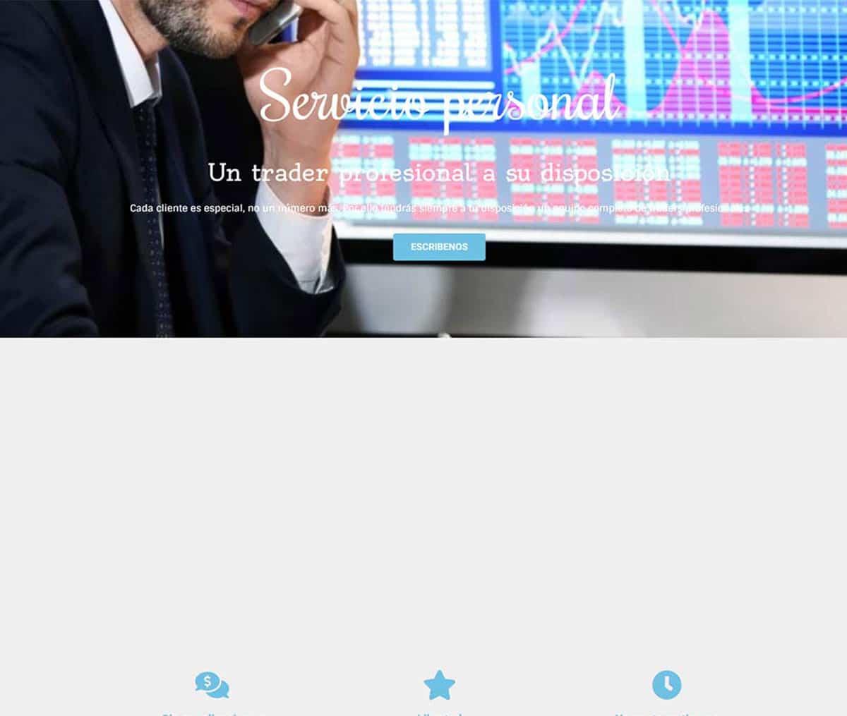 Página web de Eurizon Capital Spain